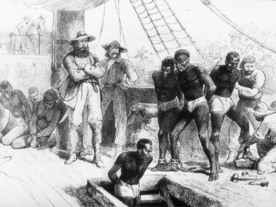 Middle Passage Slave Ship